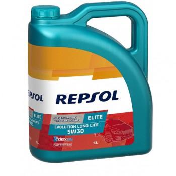 Aceite Repsol Evolution...