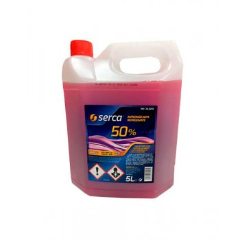 Anticongelante SERCA 50% -...