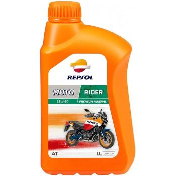 Aceite Repsol Moto Rider 4T...