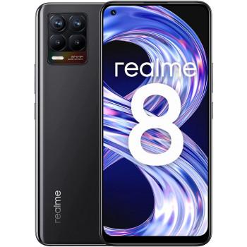Realme 8 Punk Black 6/128GB