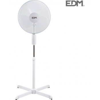 Ventilador de pie EDM SSW 40cm