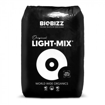 Sustrato Light mix Bio Bizz