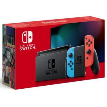 Nintendo Switch Rojo/Negro...