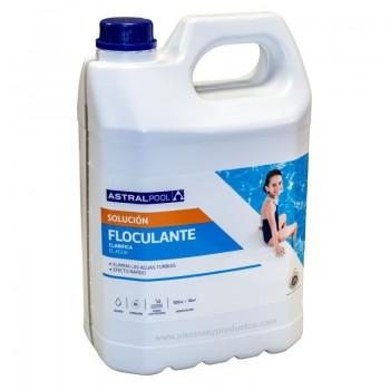 Floculante Astral Liquido 5L
