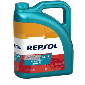 Aceite Repsol Elite...