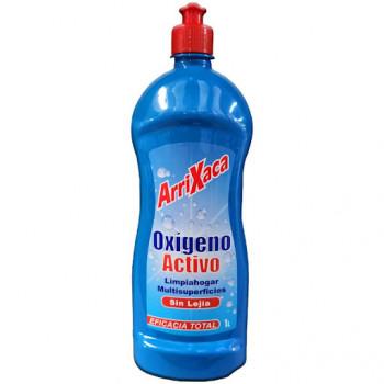 Oxigeno activo Arrixaca 1L