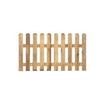 Valla clásica madera 1 x 1.80