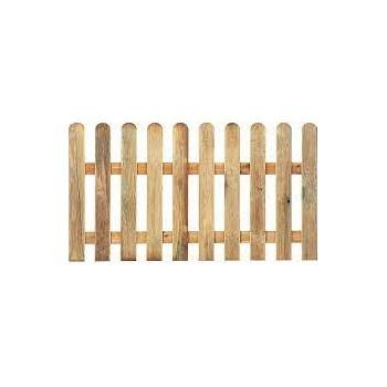 Valla clásica madera 1 x 2.10